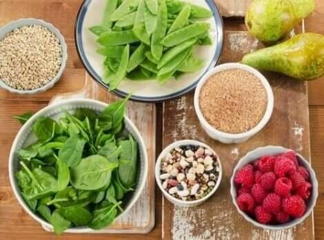 Linderung von Beschwerden bei Endometriose durch Gemüse
