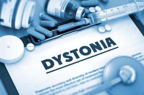 Verschiedene Arten der Dystonie bei Kindern