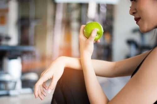 Was sollte man vor und nach dem Training essen?
