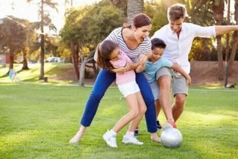 Aktivitäten mit der Familie