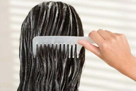 Pflege von gefärbtem Haar