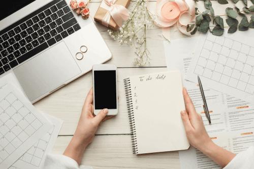 Hochzeitsgästeliste: 4 Tipps zur Vorbereitung