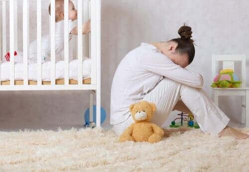 Wie man eine Wochenbettdepression erkennt und behandelt