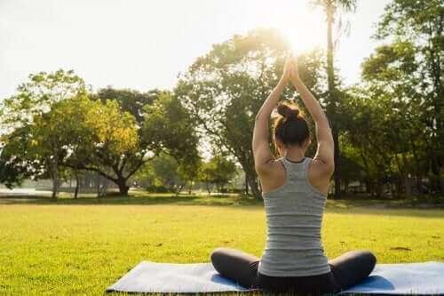 Tolle Yoga-Übungen zur Entspannung