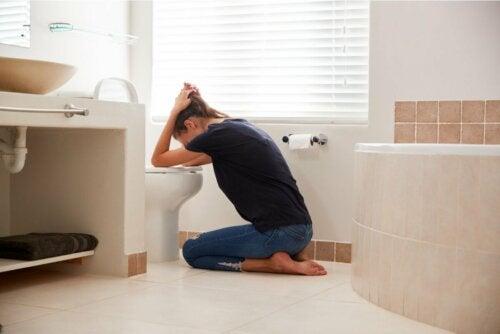 Auch Essstörungen sind selbstzerstörerisches Verhalten