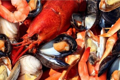 Meeresfrüchteallergie