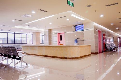Aseptische Techniken- Krankenhaus