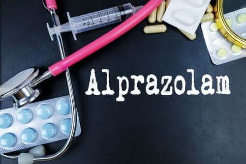 Alprazolam: Verwendung und Wirkung