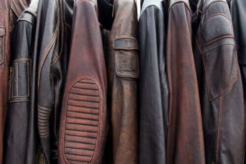 Fünf Möglichkeiten, Lederjacken zu reinigen