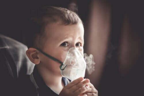 Cor pulmonale.