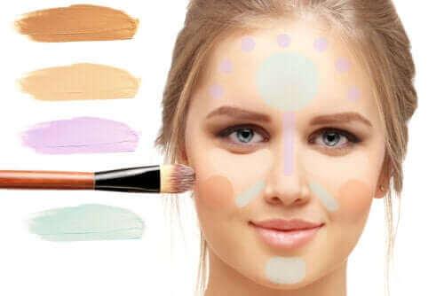 Wie und wozu nutzt man Color-Correcting-Produkte?