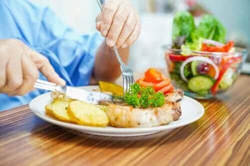 Ernährungseinschränkungen für Patienten mit Neutropenie