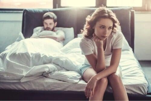 9 Faktoren, die das sexuelle Verlangen reduzieren können