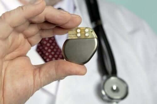 Herzschrittmacher bei einem Schenkelblock