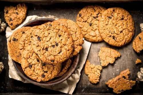 Hafer-Erdbeer-Kekse: Köstliche vegane Leckereien
