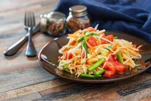 Papaya-Salat: 3 schnelle und leckere Rezeptideen