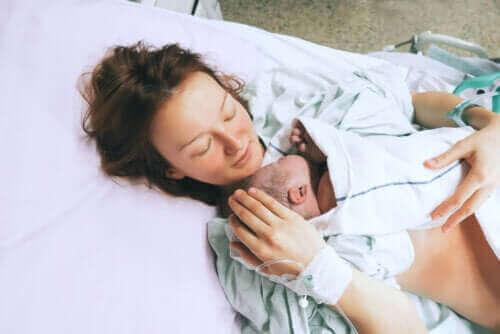 Puerperale Infektion: Ein Risiko nach der Entbindung