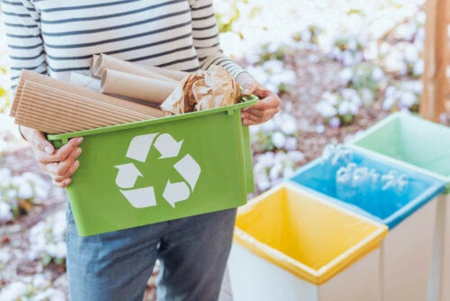 Kunststoff in der Mikrowelle - Plastik Recycling