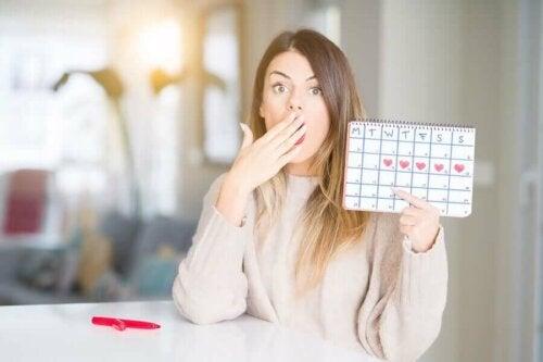 Verhütung nur mit Gestagen - Frau hat die Pille vergessen