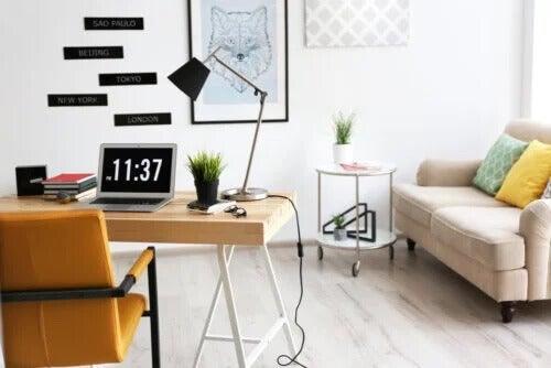 8 Tipps für die Dekoration deines Büros