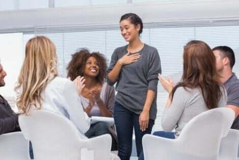 psychische Gesundheit durch Selbsthilfegruppen
