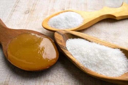 Glukose und Fruktose