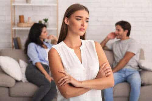 Rebecca-Syndrom: Eifersucht auf den Ex des Partners