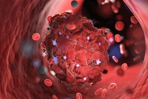 Blutgerinnung Antikoagulans