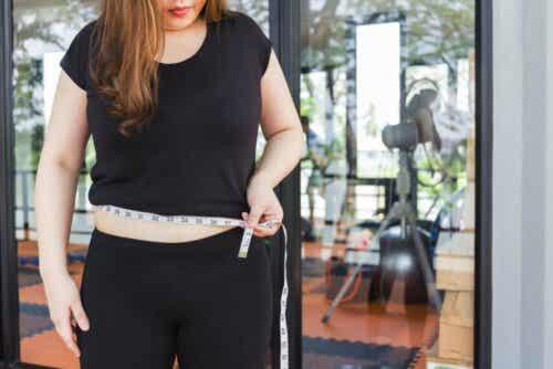 Übergewicht steht im Zusammenhang mit der Hashimoto-Krankheit