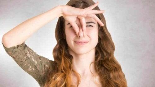 Diese Geruchshalluzinationen treten um das 40. Lebensjahr herum auf