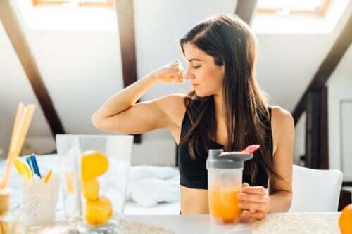 Hypertonische Getränke: Was ist das und wann sollte man sie konsumieren?