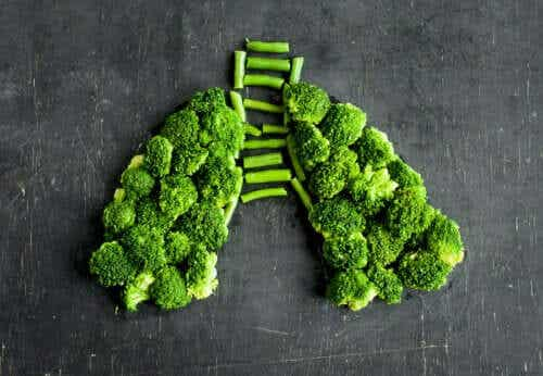 Lebensmittel gegen Lungenentzündung