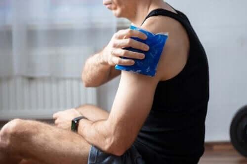 Kälte- und Wärmebehandlungen bei Sportverletzungen