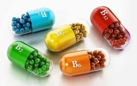Haarausfall in der Stillzeit - Vitamine