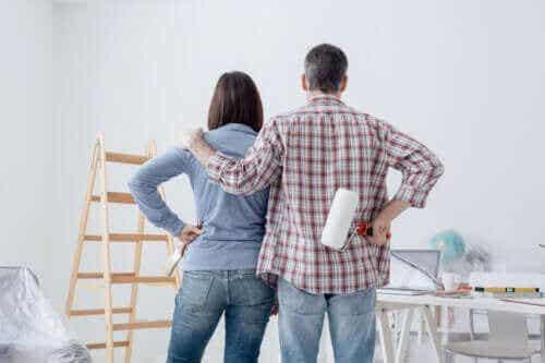 Vermeide diese 7 Fehler bei der Hausrenovierung!