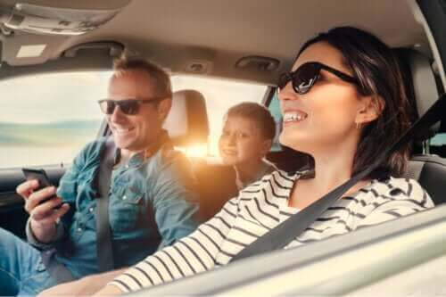 Empfehlungen für lange Autofahrten