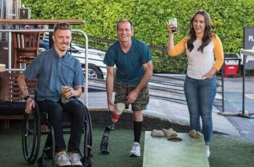 Welche Arten von Behinderungen gibt es?