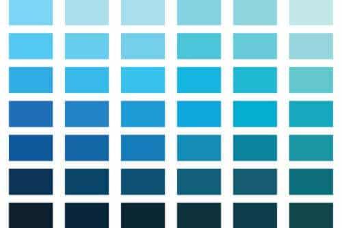 Die Farbe Blau: Welche Bedeutung hat sie in der Psychologie?
