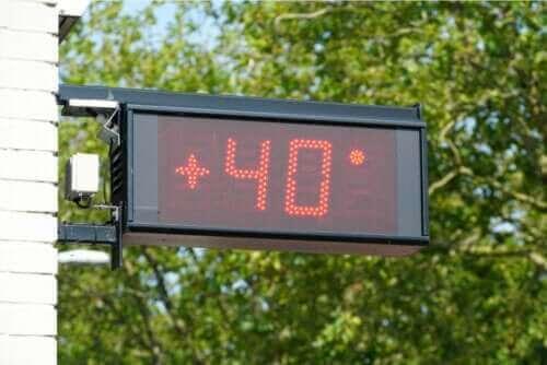 Wie sich extreme Temperaturen auf den menschlichen Körper auswirken