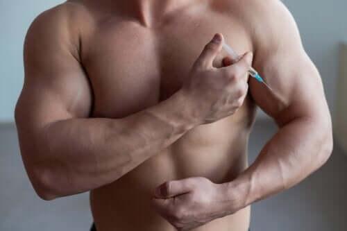 Palumboismus: Die Auswirkungen eines Steroidüberschusses bei Bodybuildern