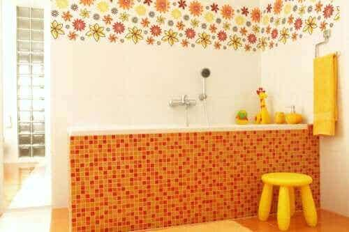 7 Ideen für eine kinderfreundliche Badezimmergestaltung