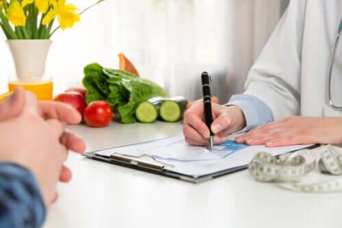 Die richtige Ernährung bei Fibromyalgie