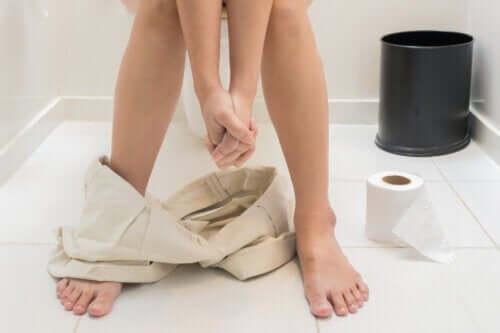 Fettstuhl oder Steatorrhoe: Ursachen und Vorbeugung