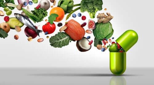Nahrungsergänzungsmittel für Schwangerschaft und Stillzeit