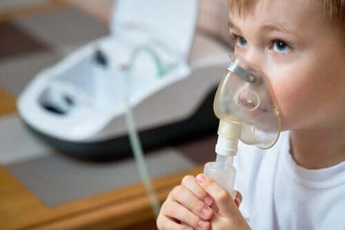 Lungenentzündung bei Kindern: Ursachen und Symptome
