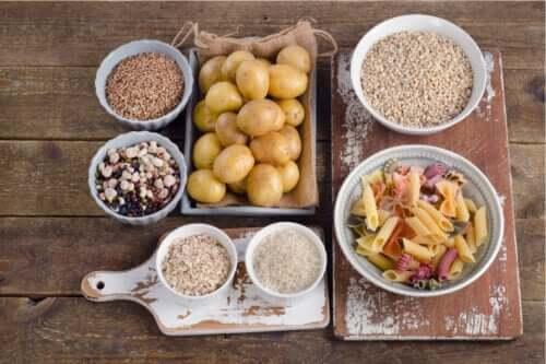 3 kohlenhydratreiche Lebensmittel, die sehr gesund sind
