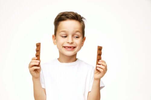 Schokolade für Kinder: Was ist gesund und worauf solltest du achten?
